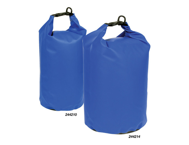 20L Tough Waterproof Bag Reinforced PVC Welded Seams Boat Marine Fishing