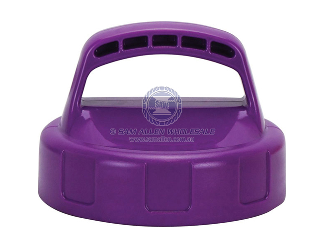 Oil Safe Storage Lid Purple