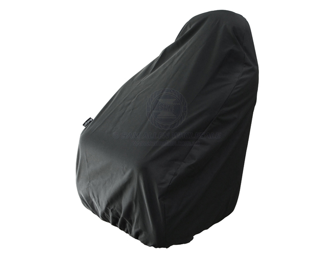 RELAXN 300D PU Boat Seat Cover - Black