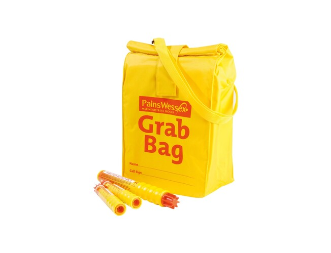 Sam Allen PainsWessex Safety Grab Bag Buoyant Splash-Proof Storage Boat Marine Equipment